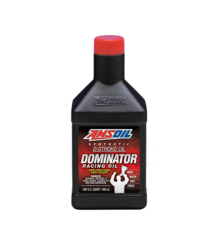 Amsoil Dominator 2 Stroke Synthetic Oil 2 2