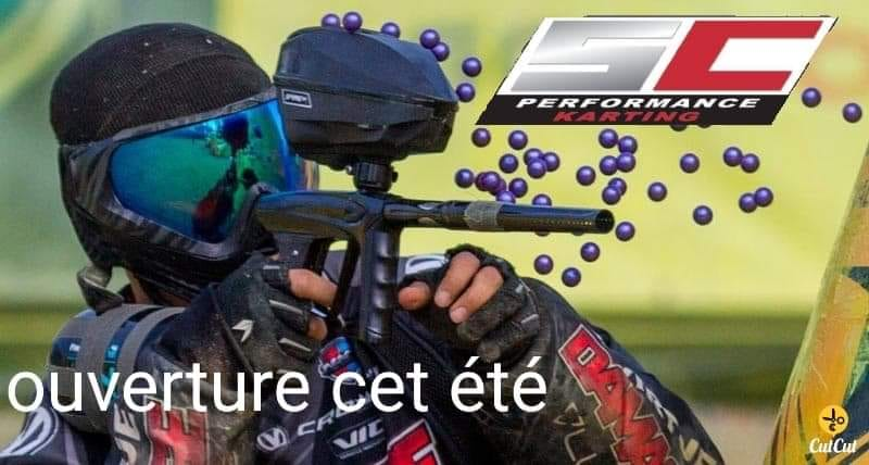 Ouverture Paintball