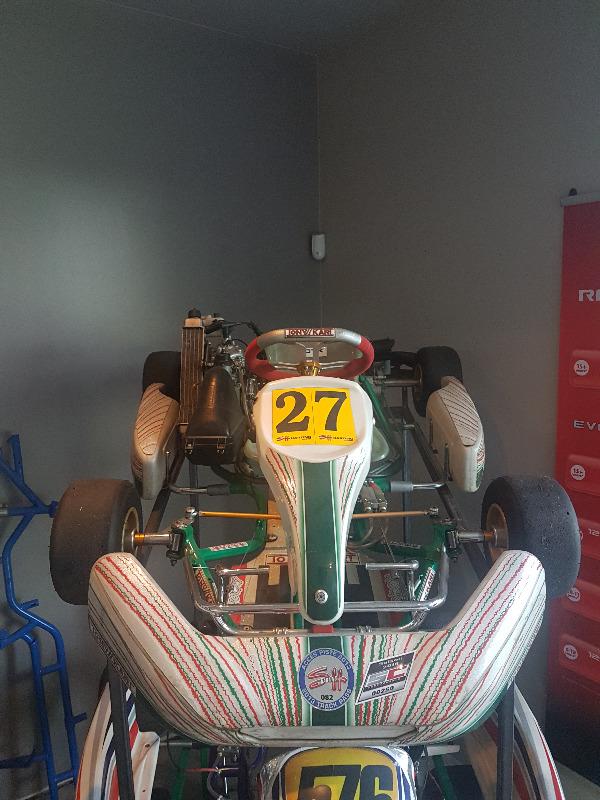 Tony Kart 2010