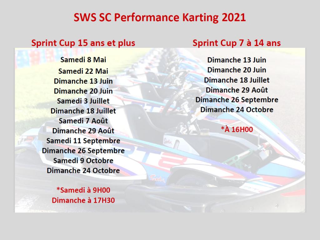 Dates SWS 2021